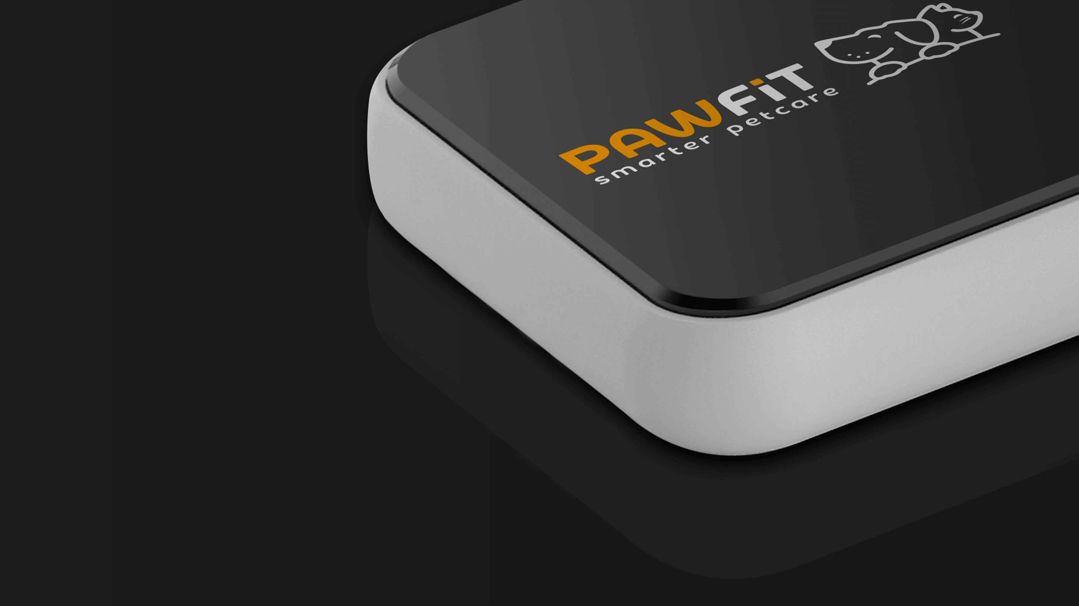 Pawfit's battery can last up to 7 days of regular use