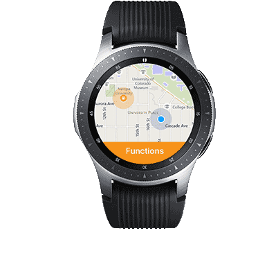 Pet activity tracking, real-time map and live tracking are also supported on Samsung Watch