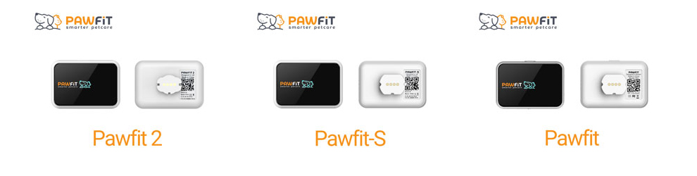 Pawfit 2, Pawfit-S, Pawfit models